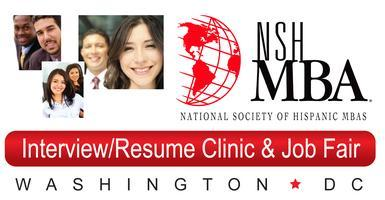 NSHMBA DC Interview/Resume Clinic & Job Fair