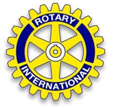 Brookline Rotary Club logo