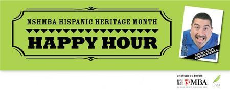 NSHMBA DC Chapter Hispanic Heritage Month Happy Hour