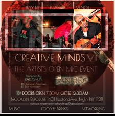 Creative Minds NYC logo