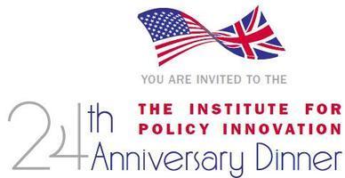 IPI 24th Anniversary Dinner  with Daniel Hannan, MEP