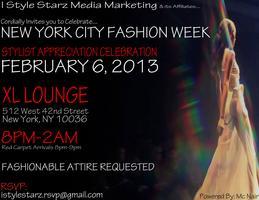 NEW YORK CITY'S FASHION WEEK KICK OFF PARTY