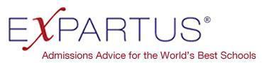 EXPARTUS Branding Seminar: Gain Admission to a Top...