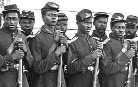 From Slave Ship Wanderer to United States Colored Troops