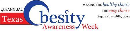 2011 Texas Obesity Awareness Week