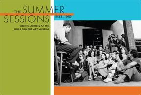 """Closing Reception """"The Summer Sessions 1933-1952"""""""