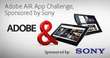 Upcoming Adobe AIR & Sony Tablet News