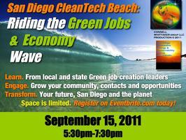 San Diego Cleantech Beach: Riding The Green Jobs and...