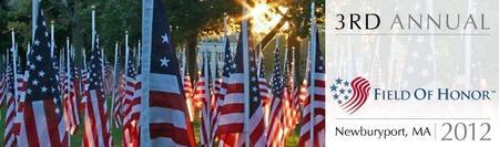 Greater Newburyport 2012 Field of Honor Flag Sales and...