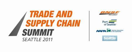 2011 Seattle Trade and Supply Chain Summit