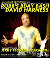 9/3 Robb's B-Day Extravaganza! With Special Guest,...