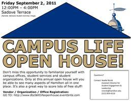 Campus Life Open House