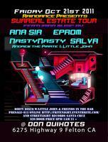 "ANA SIA,  EPROM, NastyNasty, Salva ""Surreal Estate..."