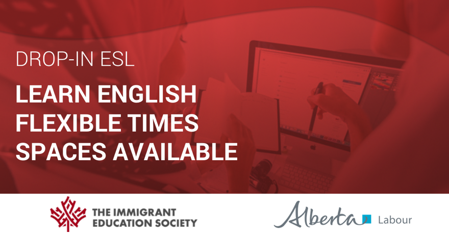 Online Affordable English Classes for Canadians, PR and Refugees ESL