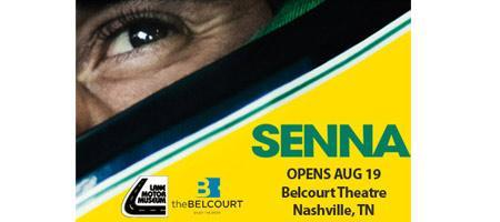 SAVARINOS & SENNA!  Join us for dinner & a movie!