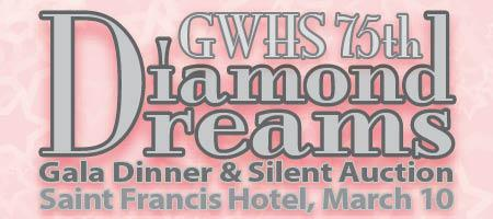 GWHS 75th anniversary Diamond Dreams Gala Dinner &...