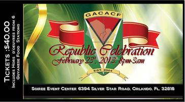 Guyana's 43rd Republic Anniversary Celebration
