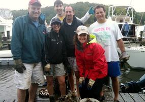 Annual Chesapeake Bay Clean Up Day