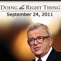 Doing the Right Thing Webcast