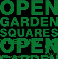 Open Garden Squares Weekend 2013