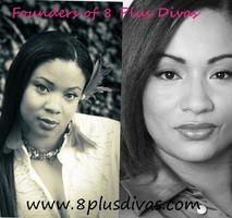 8 Plus Divas 1st Year Anniversary Event (Plus Size...