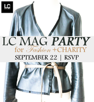 LC MAG Party Featuring Lauren Gabrielson
