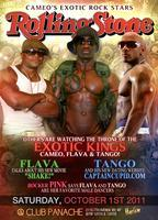 """EXOTIC KINGS"" MALE REVIEW PLUS TANGO's BDAY BASH"