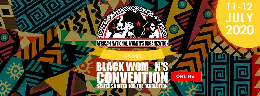 ANWO Black Women's Convention 2020