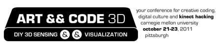 Art && Code 3D