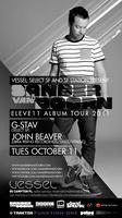 Vessel, Select SF and SF Station present Sander van...