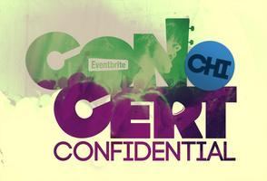 Eventbrite Presents Concert Confidential : 5 Cities. 5...