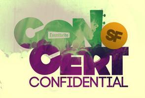 Eventbrite's Concert Confidential SF