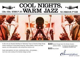 """Cool Nights, Warm Jazz""   Presale Has Ended Tickets..."