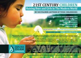 21ST CENTURY CHILDREN Raising Boys & Girls In The...