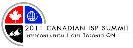 Canadian ISP Summit 2011