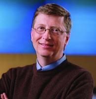Bill Gates speaking at goto GDC