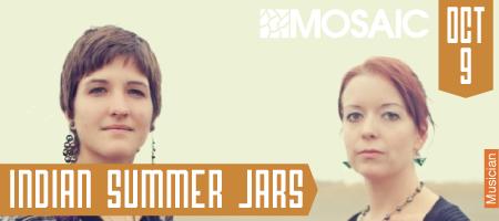 Mosaic Presents Indian Summer Jars
