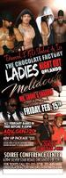 The Chocolate Factory presents THE CHOCOLATE MELTDOWN