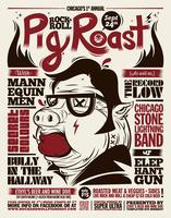 PRESALE - Chicago's First Annual Rock and Roll Pig...
