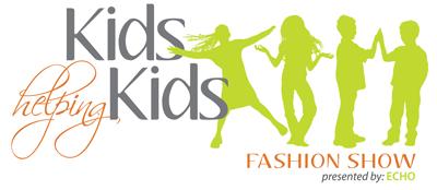 Kids Helping Kids | ECHO Children's Fashion Show