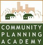 Community Planning Academy: Greening Communities -...
