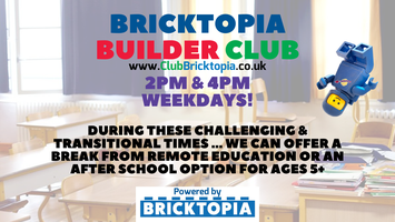 Builder Club sessions - 29th June - 3rd July