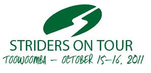 Striders Toowoomba Weekend Away