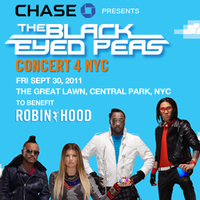CHASE presents The Black Eyed Peas - Take 2