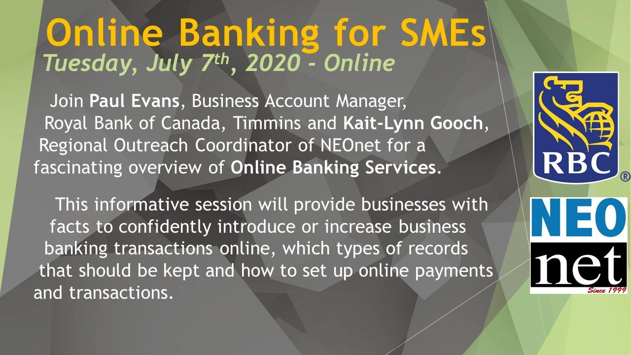 Online Banking for SMEs