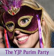 THE YJP PURIM BRUNCH PARTY 2.24.13
