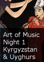 "Adnan Hussain Exhibit ""The Art of Music"" Opening"