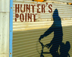 HUNTER'S POINT - a play with music & bicycles