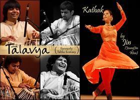Pt Divyang Vakil's Talavya with Kathak by Jin