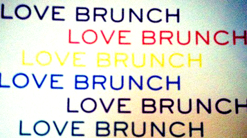 Love Brunch  Valentine's Day Edition